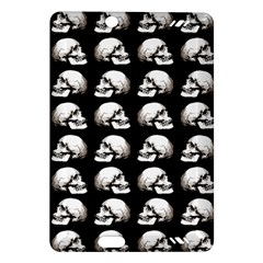 Halloween Skull Pattern Amazon Kindle Fire Hd (2013) Hardshell Case by ValentinaDesign