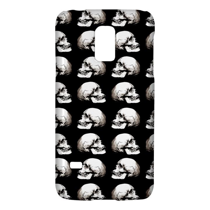 Halloween skull pattern Galaxy S5 Mini