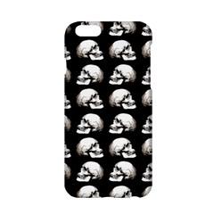 Halloween Skull Pattern Apple Iphone 6/6s Hardshell Case by ValentinaDesign