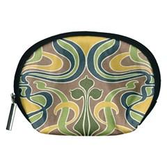 Art Nouveau Accessory Pouches (medium)  by 8fugoso