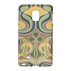 Art Nouveau Galaxy Note Edge by 8fugoso