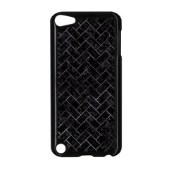 Brick2 Black Marble & Black Watercolor Apple Ipod Touch 5 Case (black) by trendistuff