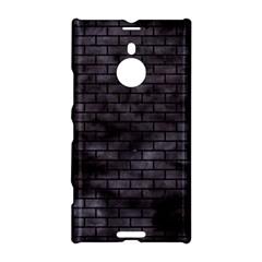 Brick1 Black Marble & Black Watercolor (r) Nokia Lumia 1520