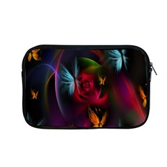 Beautiful Butterflies Rainbow Space Apple Macbook Pro 13  Zipper Case by Mariart