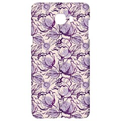 Vegetable Cabbage Purple Flower Samsung C9 Pro Hardshell Case  by Mariart