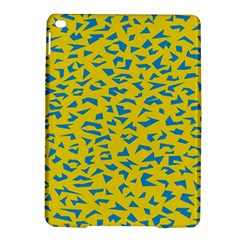 Blue Yellow Space Galaxy Ipad Air 2 Hardshell Cases by Mariart