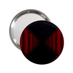 Black Red Door 2 25  Handbag Mirrors by Mariart