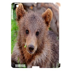 Baby Bear Animals Apple Ipad 3/4 Hardshell Case (compatible With Smart Cover) by Mariart
