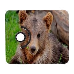 Baby Bear Animals Galaxy S3 (flip/folio) by Mariart