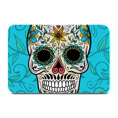 Sugar Skull New 2015 Plate Mats by crcustomgifts