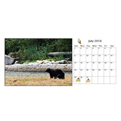 Donbrad3 By Nancy White   Desktop Calendar 11  X 5    24otk4k3nalt   Www Artscow Com Jul 2018