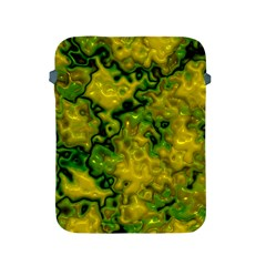 Wet Plastic, Yellow Apple Ipad 2/3/4 Protective Soft Cases by MoreColorsinLife