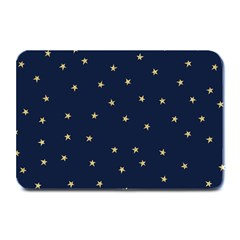 Navy/gold Stars Plate Mats by Colorfulart23