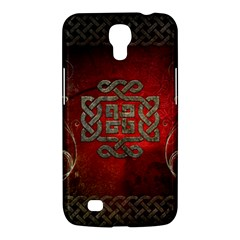 The Celtic Knot With Floral Elements Samsung Galaxy Mega 6 3  I9200 Hardshell Case by FantasyWorld7