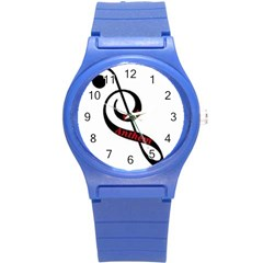 Baadanthem Round Plastic Sport Watch (s)