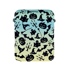 Spooky Halloween Apple Ipad 2/3/4 Protective Soft Cases by allgirls