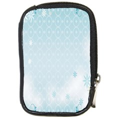 Flower Blue Polka Plaid Sexy Star Love Heart Compact Camera Cases by Mariart