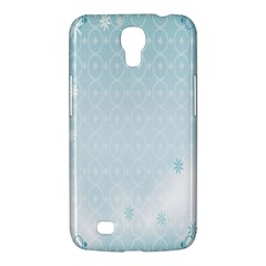 Flower Blue Polka Plaid Sexy Star Love Heart Samsung Galaxy Mega 6 3  I9200 Hardshell Case by Mariart