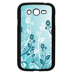 Flower Blue River Star Sunflower Samsung Galaxy Grand Duos I9082 Case (black) by Mariart