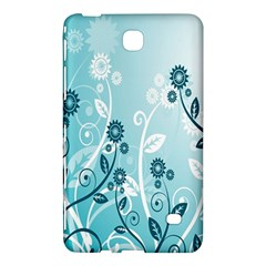 Flower Blue River Star Sunflower Samsung Galaxy Tab 4 (8 ) Hardshell Case  by Mariart