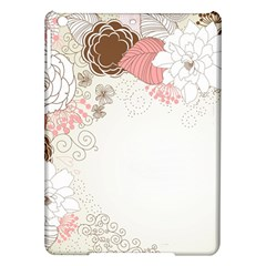Flower Floral Rose Sunflower Star Sexy Pink Ipad Air Hardshell Cases by Mariart