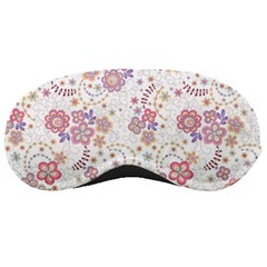 Flower Floral Sunflower Rose Purple Red Star Sleeping Masks by Mariart