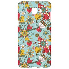 Flower Fruit Star Polka Rainbow Rose Samsung C9 Pro Hardshell Case  by Mariart