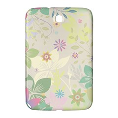 Flower Rainbow Star Floral Sexy Purple Green Yellow White Rose Samsung Galaxy Note 8 0 N5100 Hardshell Case  by Mariart
