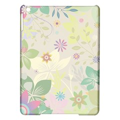 Flower Rainbow Star Floral Sexy Purple Green Yellow White Rose Ipad Air Hardshell Cases by Mariart