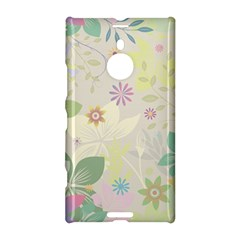 Flower Rainbow Star Floral Sexy Purple Green Yellow White Rose Nokia Lumia 1520 by Mariart