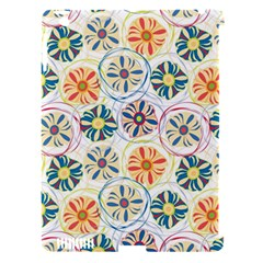 Flower Rainbow Fan Sunflower Circle Sexy Apple Ipad 3/4 Hardshell Case (compatible With Smart Cover) by Mariart