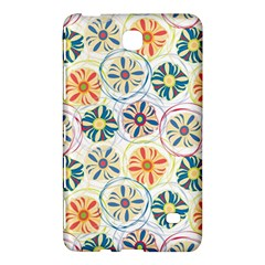 Flower Rainbow Fan Sunflower Circle Sexy Samsung Galaxy Tab 4 (8 ) Hardshell Case  by Mariart