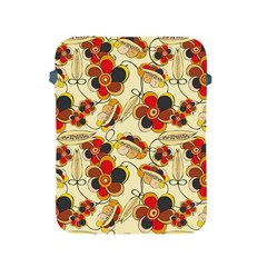 Flower Seed Rainbow Rose Apple Ipad 2/3/4 Protective Soft Cases by Mariart