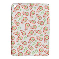 Flower Rose Red Green Sunflower Star Ipad Air 2 Hardshell Cases by Mariart