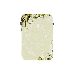 Flower Star Floral Green Camuflage Leaf Frame Apple Ipad Mini Protective Soft Cases by Mariart