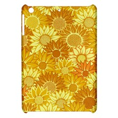 Flower Sunflower Floral Beauty Sexy Apple Ipad Mini Hardshell Case by Mariart