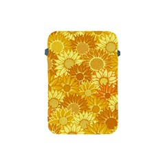 Flower Sunflower Floral Beauty Sexy Apple Ipad Mini Protective Soft Cases by Mariart