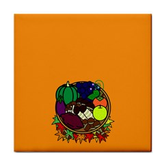 Healthy Vegetables Food Face Towel by Mariart
