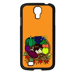 Healthy Vegetables Food Samsung Galaxy S4 I9500/ I9505 Case (black) by Mariart