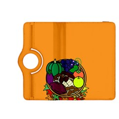 Healthy Vegetables Food Kindle Fire Hdx 8 9  Flip 360 Case by Mariart