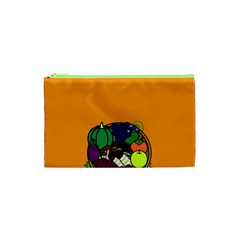 Healthy Vegetables Food Cosmetic Bag (xs) by Mariart