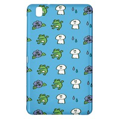 Frog Ghost Rain Flower Green Animals Samsung Galaxy Tab Pro 8 4 Hardshell Case by Mariart