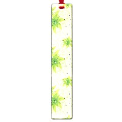 Leaf Green Star Beauty Large Book Marks
