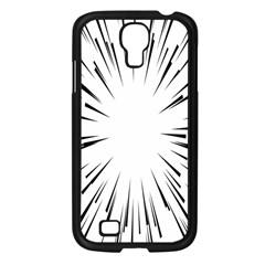 Line Black Sun Arrow Samsung Galaxy S4 I9500/ I9505 Case (black) by Mariart