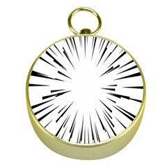 Line Black Sun Arrow Gold Compasses by Mariart