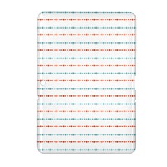 Line Polka Dots Blue Red Sexy Samsung Galaxy Tab 2 (10 1 ) P5100 Hardshell Case  by Mariart