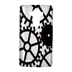 Machine Iron Maintenance Lg G4 Hardshell Case by Mariart