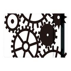 Machine Iron Maintenance Apple Ipad Pro 10 5   Flip Case by Mariart