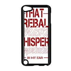 Fireball Whiskey Humor  Apple Ipod Touch 5 Case (black) by crcustomgifts