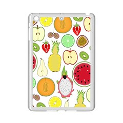 Mango Fruit Pieces Watermelon Dragon Passion Fruit Apple Strawberry Pineapple Melon Ipad Mini 2 Enamel Coated Cases by Mariart
